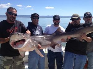 California fishing guide for Deep sea fishing northern california