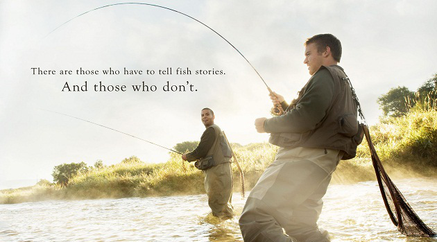 Add to your fish stories with Orvis